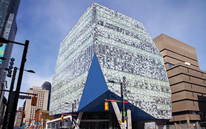 Ryerson University Student Learning Centre in Toronto, Ontario, Canada (Photo by Alex Guibord via Flickr)