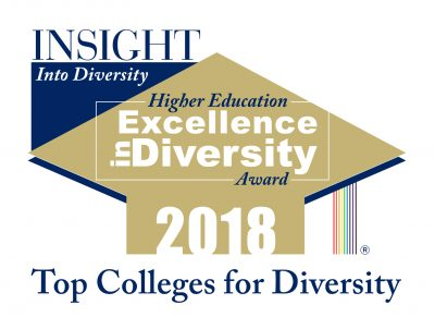 Higher Education Excellence in Diversity 2018 Award