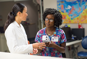 MUSC offers a host of mentoring programs and other opportunities for underrepresented students and healthcare professionals to connect.