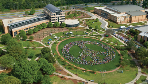 Kennesaw State University >> Kennesaw State University Examines Embraces Diversity On A