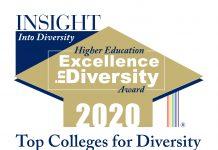 INSIGHT Into Diversity's 2020 HEED Award Logo