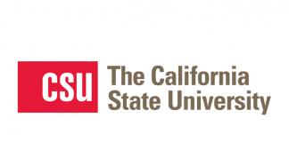 The California State University logo