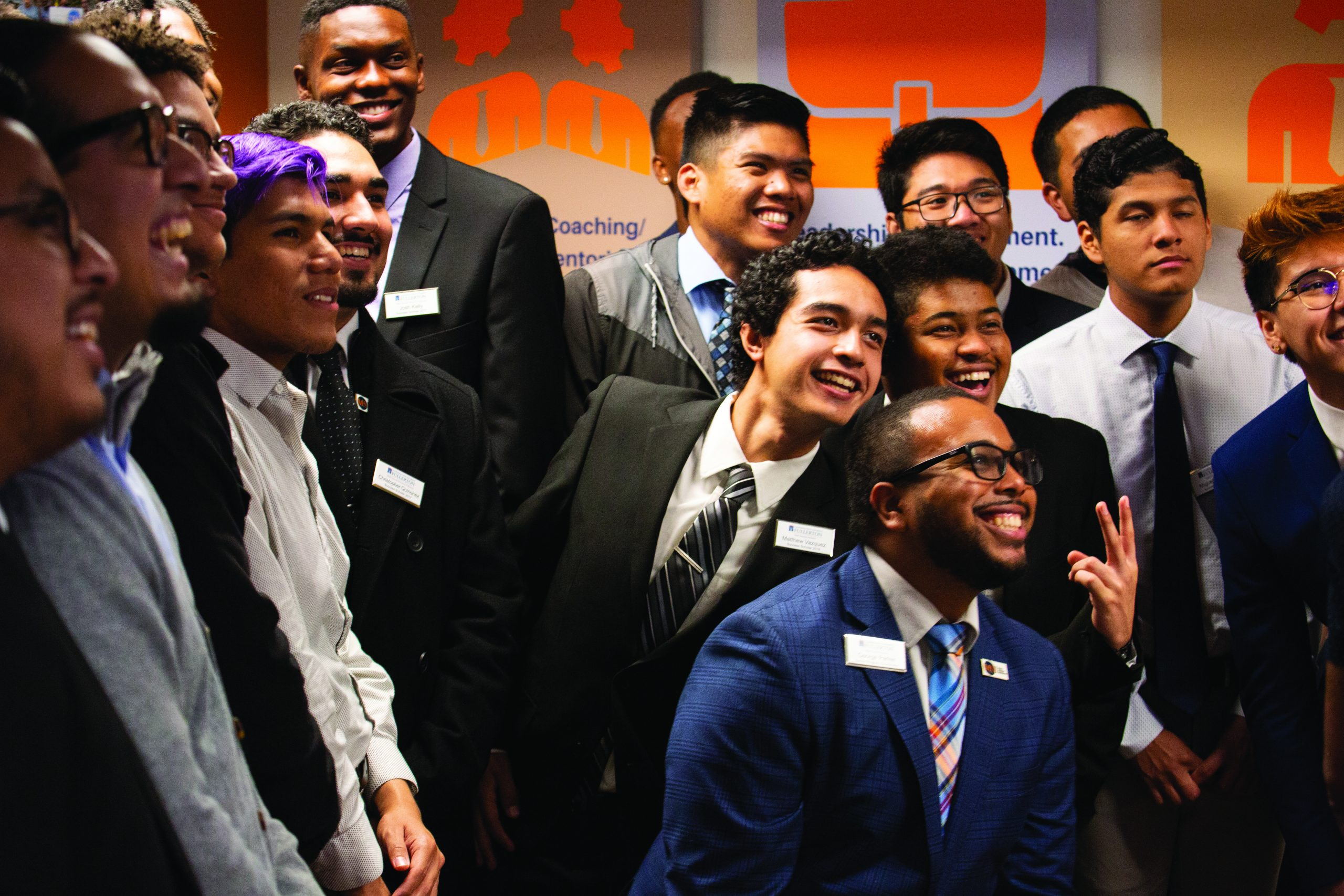 Titans Together: Striving for Justice, Equity, and Inclusion at California State University, Fullerton