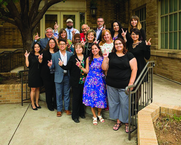 The Leaders Engaged in Advancing Diversity (L.E.A.D.) Fellows program at Texas Tech University