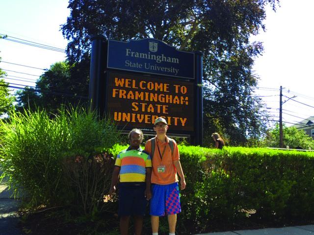 Diverse Scholars Program at Framingham State University