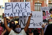 In May, San Antonians joined thousands of demonstrators worldwide by protesting the police killing of George Floyd