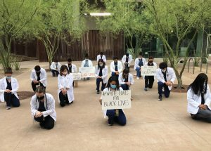 University of Arizona College of Medicine – Phoenix's Office of Equity, Diversity, and Inclusion (OEDI) Taking Action