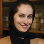 Photo of Dima M. Qato, PharmD, PhD, the Hygeia Centennial Chair and an associate professor at the University of Southern California Titus Family Department of Clinical Pharmacy