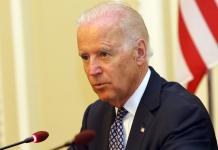 Photo of Democratic President Joe Biden