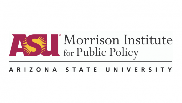 Arizona State University Morrison Institute for Public Policy logo