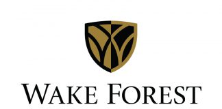 The official Wake Forest University logo