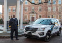 David Perry, assistant vice chancellor and police chief at the University of North Carolina at Chapel Hill, says he believes that police culture should change. His 20-year career includes serving on college campuses during three hurricanes and one active shooter incident.
